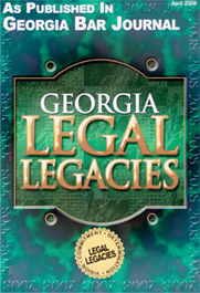 Georgia Legal Legacies